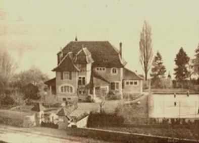 Ems Fondation Le Marronnier, historique